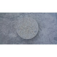 300mm Round Pebble