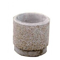 Pebble Flower Pot